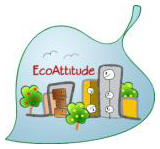 Illustration eco attitude